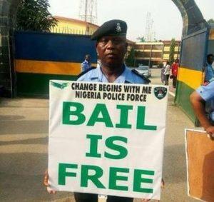 BEARS: Naija Police - Is Bail Free?