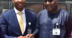 Shippers' Council Donates Bus To Nigeria Maritime Law Association
