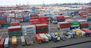 Nigerian ports record increase in cargo throughput, as ship traffic drops