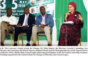 NPA Boss Preaches Patriotism To Nigerian Youths
