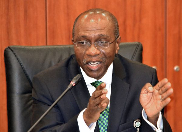 Emefiele Pays Unscheduled Visit to Banks