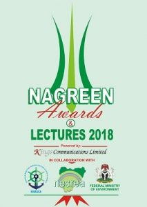 NATIONAL GREEN AWARDS AND LECTURE - NAGREEN 2018