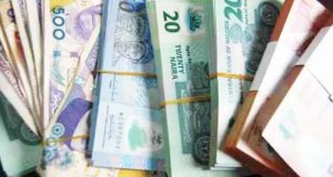 Currency in circulation dropped to N2.18tn in February
