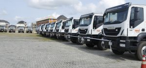 SIFAX Haulage Boosts Operations With 20 New Trucks