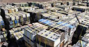 Nigeria Recycles Only 13% of 110,000 Acid Batteries Yearly