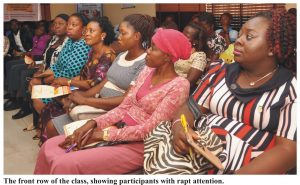 WILCEP AFRICA: Making Women Blue And Digital
