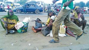 The Travails of Apapa Destitute