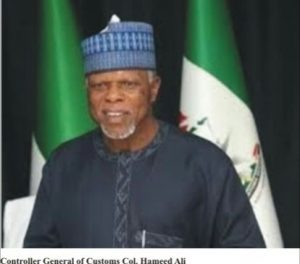 Customs Generate 'N100bn' Highest Monthly Revenue