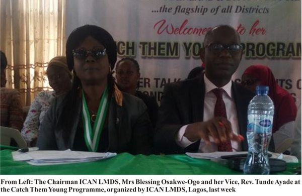 ICAN's Youth Empowerment Concept: Towards Solving Moral, Professional And Economic Challenges