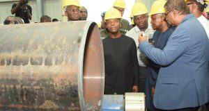 Dangote deep-sea pipeline to boost Nigeria's power generation by 12,000mw