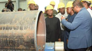 Dangote deep-sea pipeline to boost Nigeria's power generation by 12,000mw