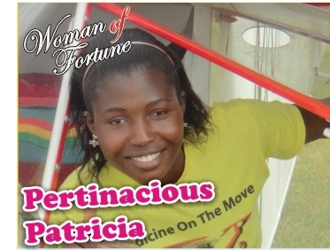 Pertinacious Patricia