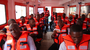 SIFAX Begins Ferry Service Along Ebute Ojo–Mile 2-Apapa Route