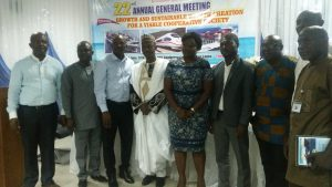 Shippers' Council Boss Encourages Staff To Join Co-operative Society
