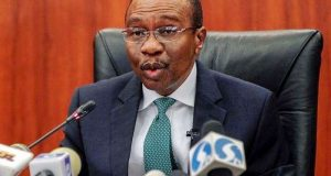 Foreign reserves gained $2.7bn in one month –CBN
