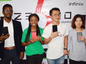 Infinix Unveils Note 5 Smartphone Powered by Android One