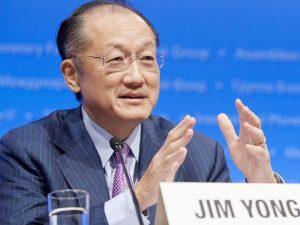 Jim Yong Kim resigns as World Bank President