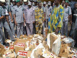 Customs Seizes 68 Cartons of Tramadol, 120kg Indian Hemp in Sokoto