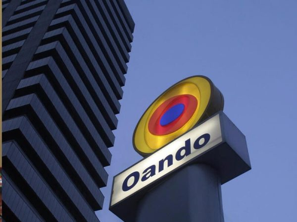 SEC suspends Oando Plc's AGM