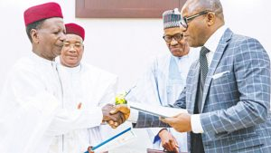 Nigeria, Niger Republic sign pact for new refinery in Katsina State