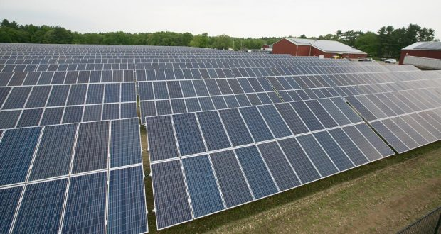 Firm to address power challenge with renewable energy