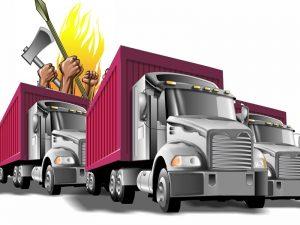 Truck Drivers Suspend Strike