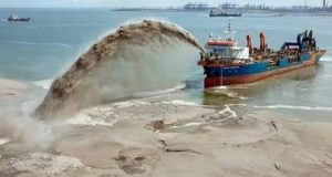 Managing Dredging Effects On Shoreline Communities