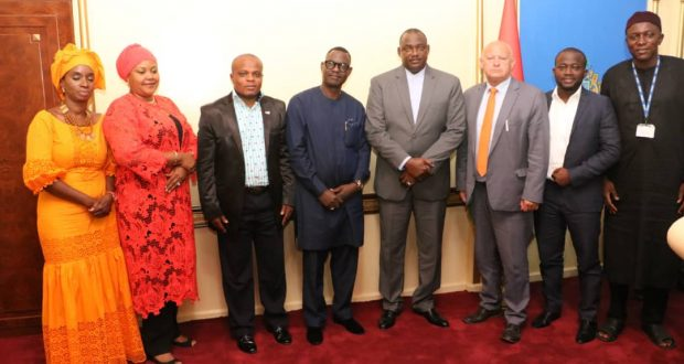 SIFAX Group Signs MoU With Gambian Govt. To Develop Dry Port