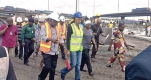 Apapa Wharf road ready in September says, NPA MD