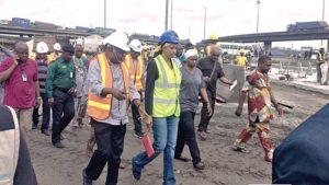 Port Access Roads:Ministry of Works, Contractors In N40,000 Govt Rubbles Scandal