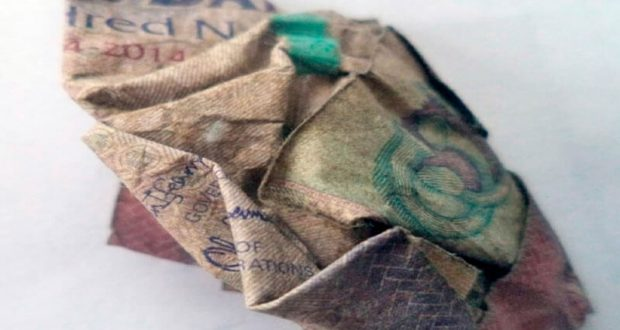 Naira abusers risk six months jail, CBN warns