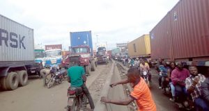 Lagos Ports Access Chaos: Terminal Operators Frustrate Plans To Eliminate Gridlock—Presidential Task Team