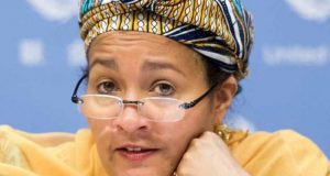 Amina Mohammed: Nigeria Now Heavily Indebted
