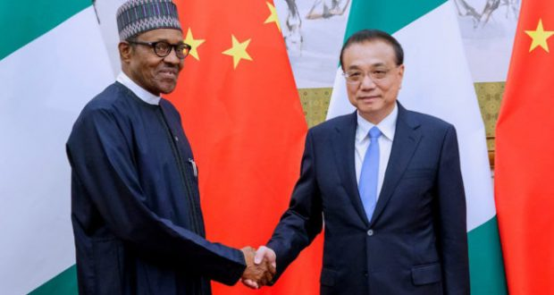 Buhari seeks China's support for Mambilla power project