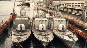 Navy Deploys 16 Warships to Critical Oil Installations in N'Delta, W'Africa