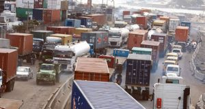Apapa Traffic-Jam Chaos Moves To Neighbouring Cities