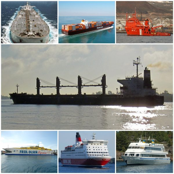 Understanding Various Types Of Ferries And Ships