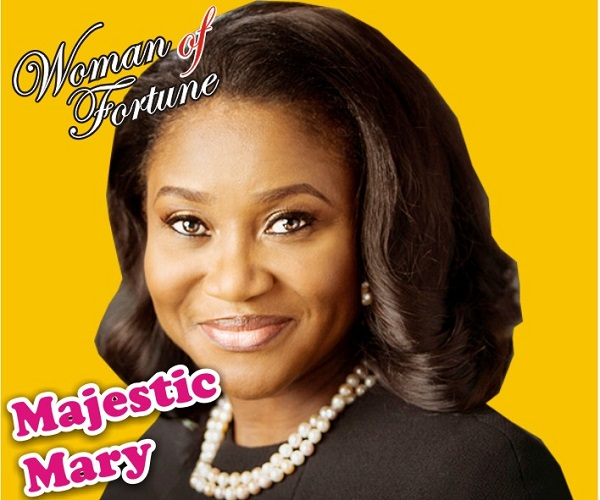 Majestic Mary