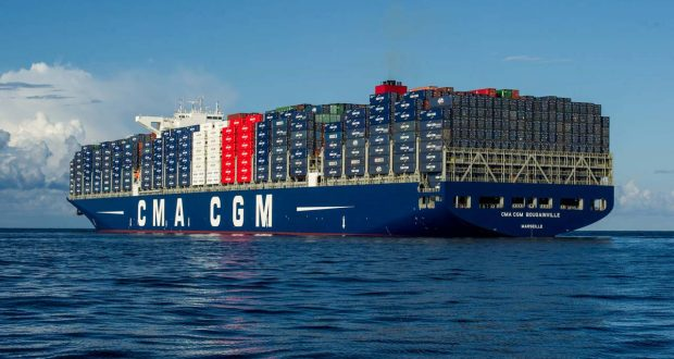 CMA CGM to acquire 20 LNG ships by 2022
