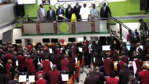 Ministerial appointments lift stock market index by N121b