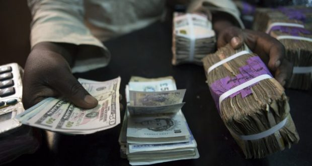 Naira gains slightly, exchanges for 473/$