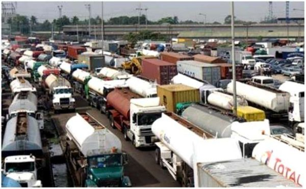 BEARS: Apapa Gridlock - New Year, Old Problem