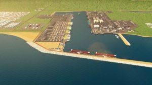 Bollore, PowerChina named preferred bidder for Ibom seaport
