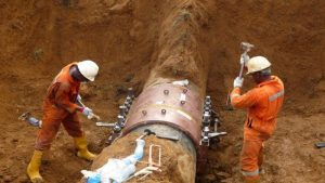Nigeria Loses N163.17bn To Pipeline Vandalism In 6 Years-Navy