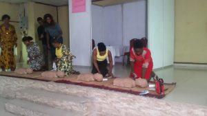 Women Group Organizes Free Health Check-Ups To Mark 20th Anniversary