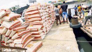 BEARS: Rice Import Palava
