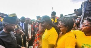 Osibanjo Launches 'TraderMoni' in Three More Lagos Markets