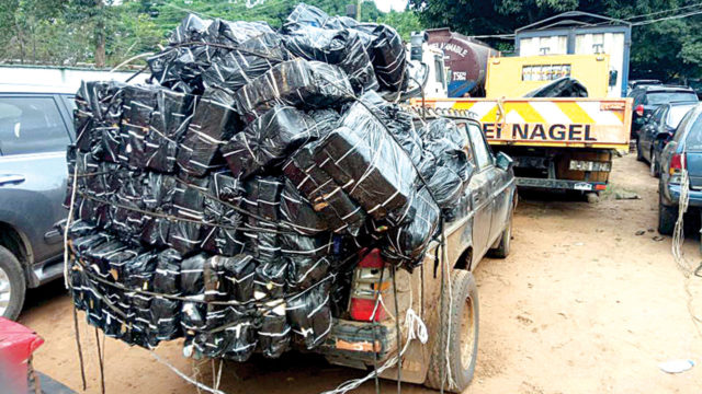 'Porous borders, ECOWAS protocol hindering fight against smuggling'