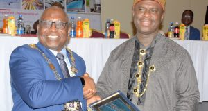 Dakuku Conferred CILT Fellowship