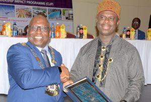 Dakuku Conferred CILT Fellowship